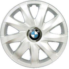 """Copricerchi per BMW 16"""", DRIFT GRIGIO LACCATO 4 pz"""