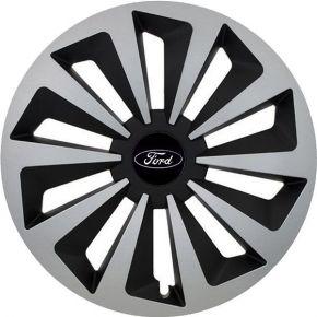 "Copricerchi per Ford 14"", Fox, 4 pz"