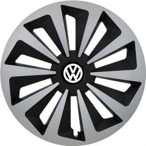 "Copricerchi per Volkswagen 14"", Fox, 4 pz"
