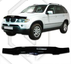 Deflettori frontali per BMW X5 E53 facelift 2004-2007