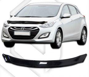 Deflettori frontali per HYUNDAI i30 hatchback 2012–up