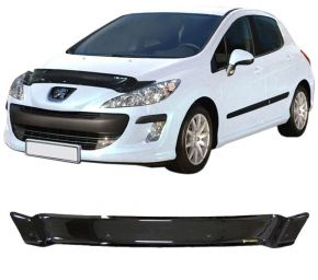 Deflettori frontali per PEUGEOT 308 hatchback 2009-2011
