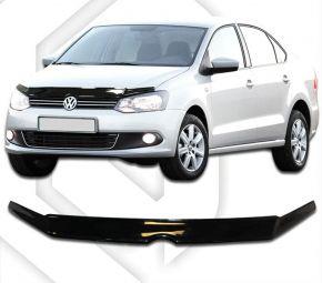 Deflettori frontali per VOLKSWAGEN Polo hatchback 3D 2010–2015