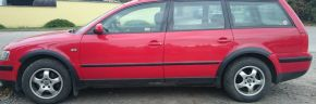 Parafanghini per VOLKSWAGEN VW PASSAT B5 COMBI FACELIFT 2000-2005
