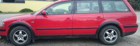 Parafanghini per VOLKSWAGEN VW PASSAT B5 SEDAN FACELIFT 2000-2005