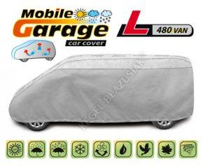 Copertura per auto MOBILE GARAGE L480 van Citroen Jumpy II 2007- 470-490 cm
