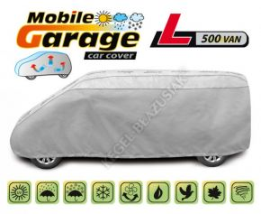 Copertura per auto MOBILE GARAGE L500 van Volkswagen T4 470-490 cm