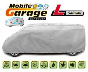 Copertura per auto MOBILE GARAGE L540 van Mercedes Vito III od 2014 470-490 cm