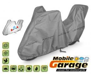 Copertura per moto MOBILE GARAGE 215-240 cm + bagagliaio