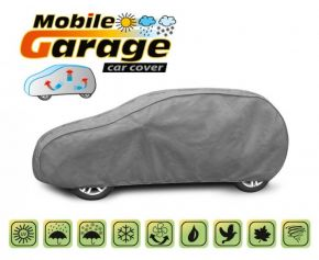 Copertura per auto MOBILE GARAGE hatchback/kombi Volkswagen Golf Plus 405-430 cm