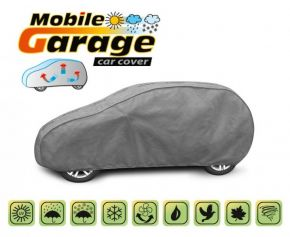 Copertura per auto MOBILE GARAGE hatchback Skoda Favorit 355-380 cm