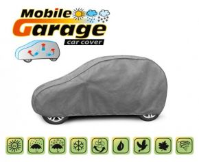 Copertura per auto MOBILE GARAGE hatchback Austin Mini do 2000 320-332 cm