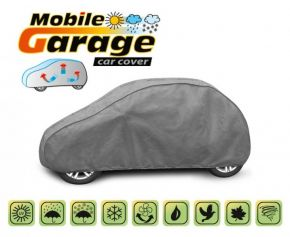 Copertura per auto MOBILE GARAGE hatchback Chevrolet Spark do 2009 335-355 cm