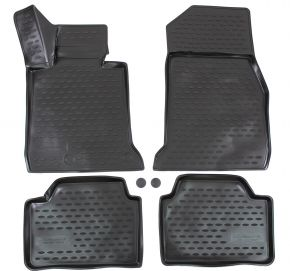 Tappeti in gomma BMW 1-serie (F20)  2011-up  4 pz