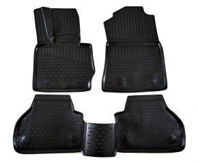 Tappeti in gomma BMW 1 Series (E87) 2004-2011 4pz