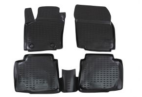 Tappeti in gomma FORD FORD Mondeo 2007-2014  4 pz