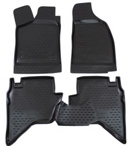 Tappeti in gomma FORD FORD Ranger 2007-2011
