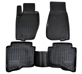 Tappeti in gomma JEEP Grand Cherokee  2005-2010