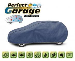 Copertura protettivo membrana morbida in tela per qualsiasi auto PERFECT GARAGE hatchback/kombi Peugeot 308 405-430 cm