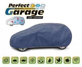 Copertura protettivo membrana morbida in tela per qualsiasi auto PERFECT GARAGE hatchback