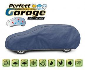 Copertura protettivo membrana morbida in tela per qualsiasi auto PERFECT GARAGE hatchback/kombi Audi A4 Avant 455-485 cm