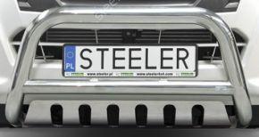 Rollbar Frontali Steeler per OPEL VIVARO 2001-2014 Modello S
