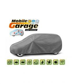 Copertura per auto MOBILE GARAGE L LAV PEUGEOT PARTNER 423-443 cm