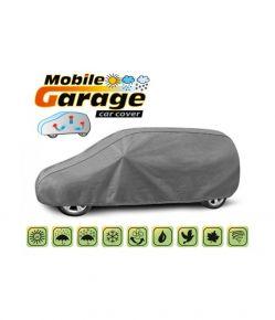 Copertura per auto MOBILE GARAGE XL LAV PEUGEOT PARTNER 443-463 cm