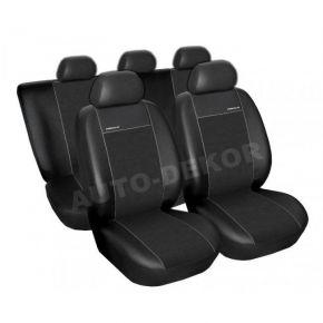 Copri sedili universali PREMIUM nero, dimensione A