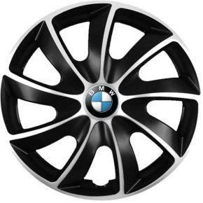 """Copricerchi per BMW 16"""", QUAD BICOLOR 4 pz"""