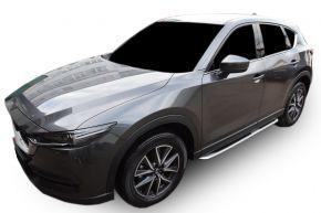 Pedane laterali per Mazda CX-5 2017-up