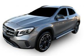 Pedane laterali per Mercedes GLA X156 2015-up