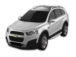 Pedane laterali per Chevrolet Captiva 2012-2018