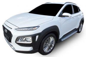 Pedane laterali per Hyundai Kona 2017-up