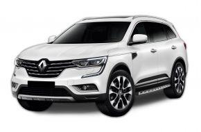 Pedane laterali per Renault Koleos 2016-up