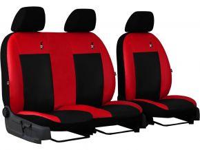Copri sedili su misura In pelle ROAD FIAT DUCATO IV 2+1 (2014-2020)