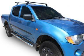 Telai laterali in acciaio inox per Mitsubishi L200 2007-2016
