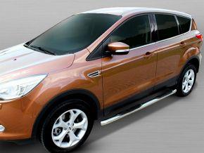 Telai laterali in acciaio inox per Ford Kuga 2013-2019