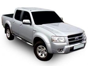 Telai laterali in acciaio inox per Ford Ranger 2006-2013