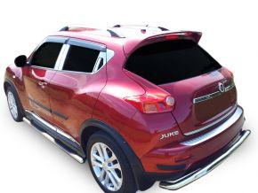 Telai laterali in acciaio inox per Nissan Juke 2010-2014 / 2014-2019