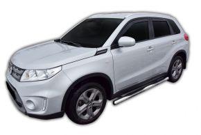 Telai laterali in acciaio inox per Suzuki Vitara 2015-up