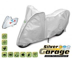 Copertura protettivo per moto SILVER GARAGE 215-240 cm