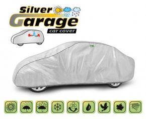Copertura contro la pioggia e parasole SILVER GARAGE sedan Lada Priora 425-470 cm