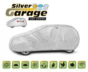 Copertura contro la pioggia e parasole SILVER GARAGE hatchback/kombi