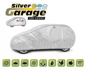 Copertura contro la pioggia e parasole SILVER GARAGE hatchback Daihatsu Charade 355-380 cm