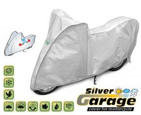 Copertura protettivo per moto SILVER GARAGE 240-265 cm