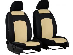 Copri sedili su misura In pelle FIAT SCUDO II 1+1 (2007-2016)