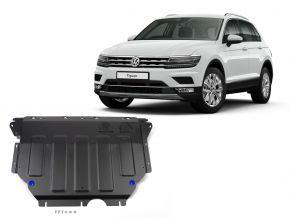 Protezioni di motore e cambio Volkswagen Tiguan 1,4TSI; 2,0TSI; 2,0TDI 2016-