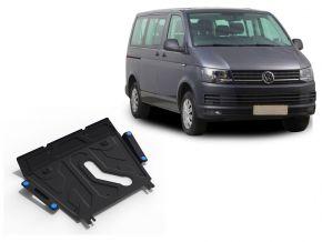 Protezioni di motore e cambio Volkswagen  T5 (Caravelle; Multivan; Transporter) si adatta a tutti i motori 2003-2010, 2010-2015, 2015-