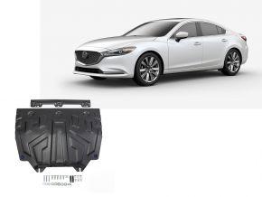 Protezioni di motore e cambio Mazda 6 1,8; 2,0; 2,5 2015-